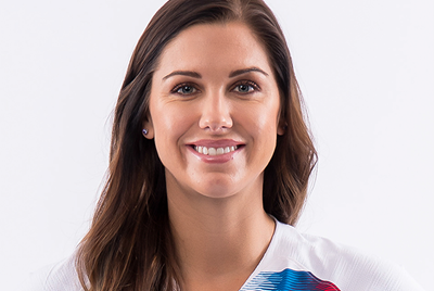 Alex Morgan named to Time 100