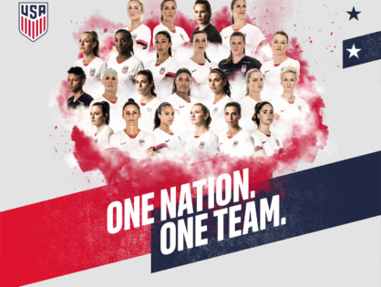 USWNT announces World Cup roster