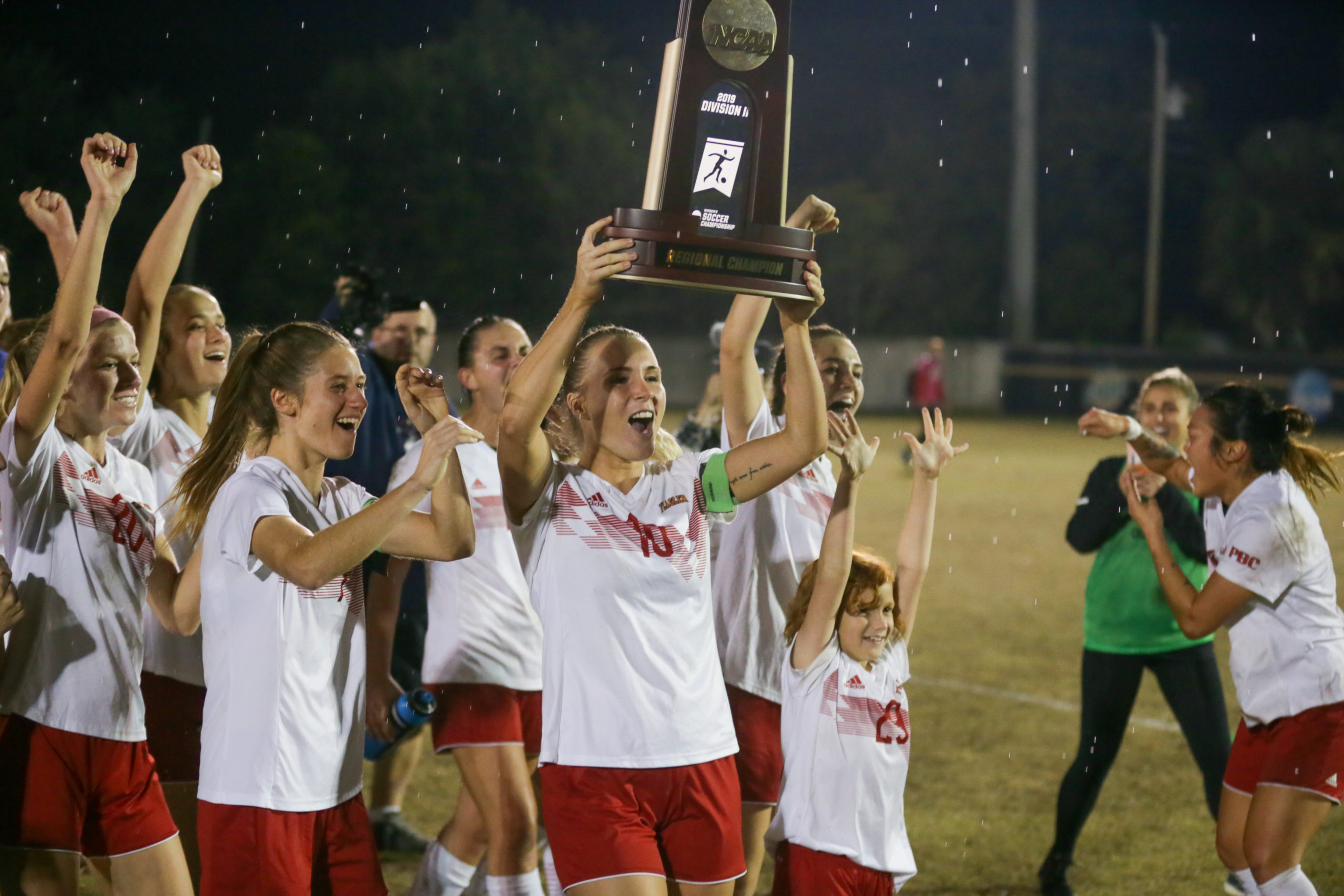 PHOTOS: Flagler College women's soccer team's dream season in images