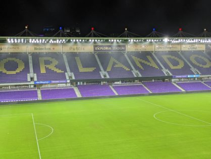 Orlando will host Concacaf Champions League