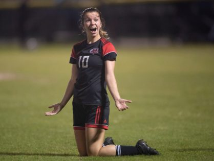 Vero Beach forward named Miss Soccer