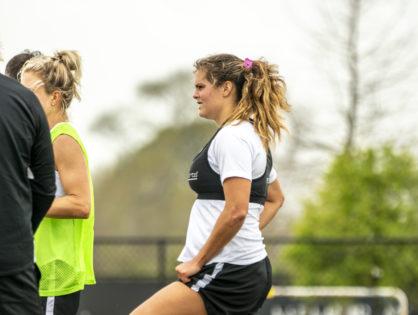 Melbourne's Katie Stengel starts for Houston Dash