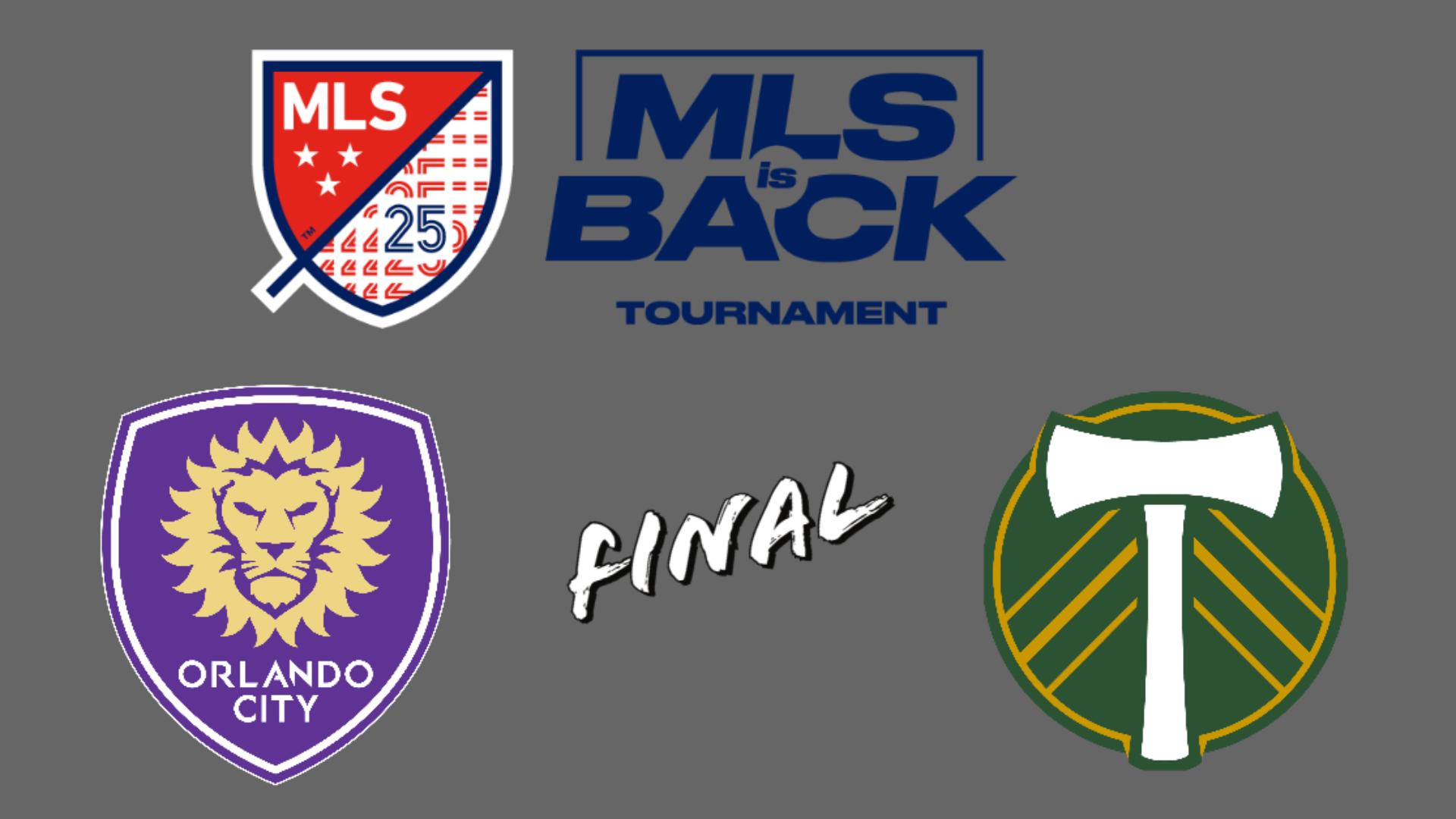 Orlando City falls in MLS is Back final