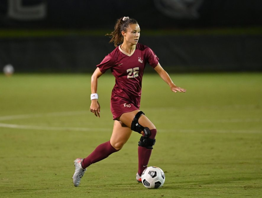 Florida State's Robbins helps Seminoles remain undefeated, earns ACC recognition