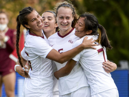 Undefeated FSU women's soccer remains No. 1