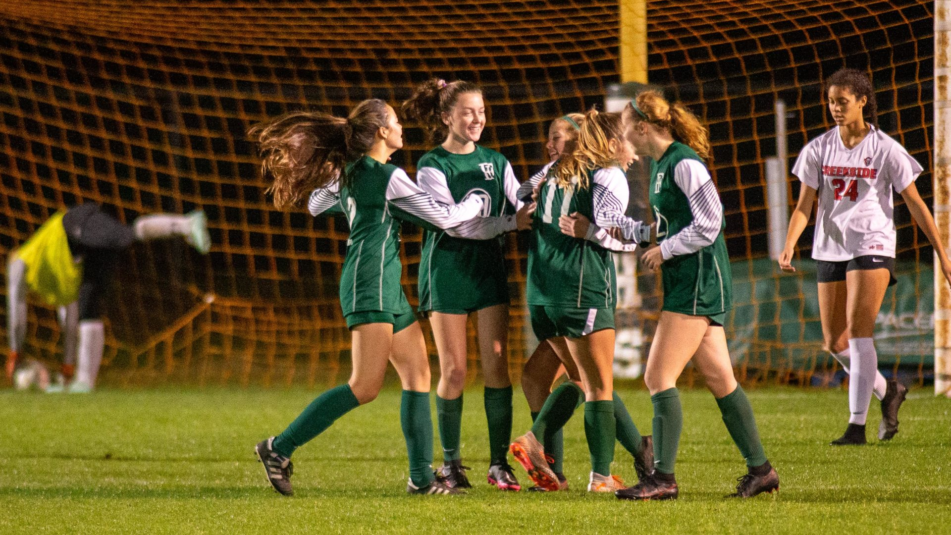 Fleming Island holds off Creekside in FHSAA playoffs