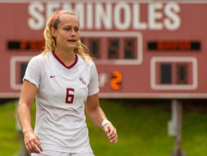 Florida State remains atop United Soccer Coaches poll